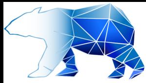 Polar Engineering Bear logo