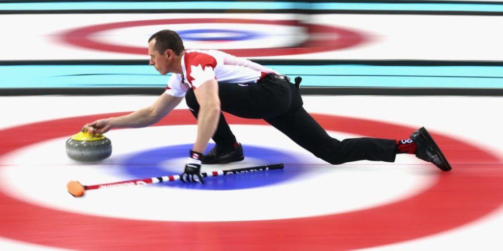 Curling Club ice Polar Engineering