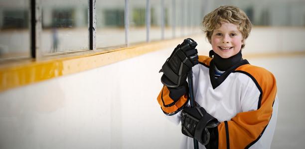 Ice Hockey Arena for Polar Engineering
