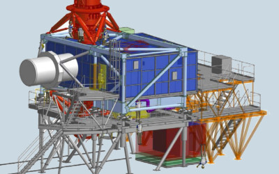 Thirty Meter Telescope CO2 refrigeration system - Polar Engineering
